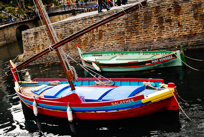Galathee & Port Vendres
