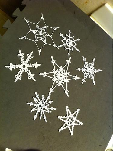 2010 Snowflakes 01