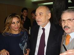 101215 Tahar Ben Jelloun wins Argana poetry aw...