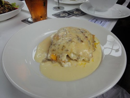Coopers: Coopers: Pumpkin, ricotta and mushroom lasagna