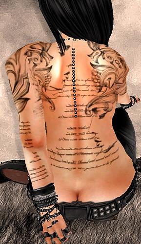 - .HoD. - Digital Studded Spinal Piercing
