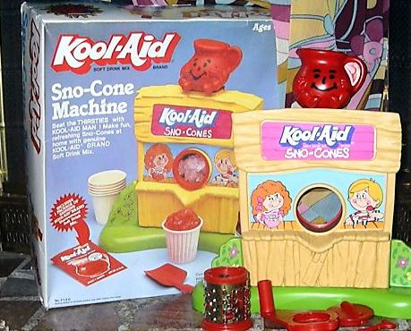 Kool-Aid Sno Cone Machine
