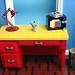 Desk by Pepa Quin