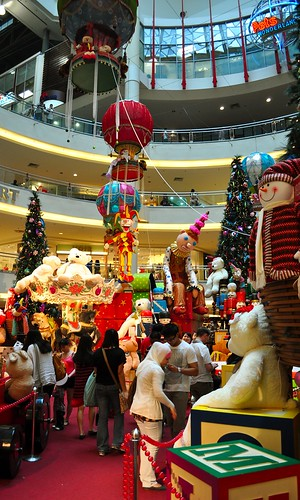 Christmas Decorations @ Mid Valley Megamall (3)