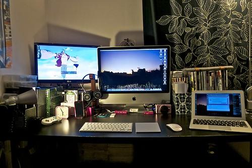 iMac Setup 2011 - 2