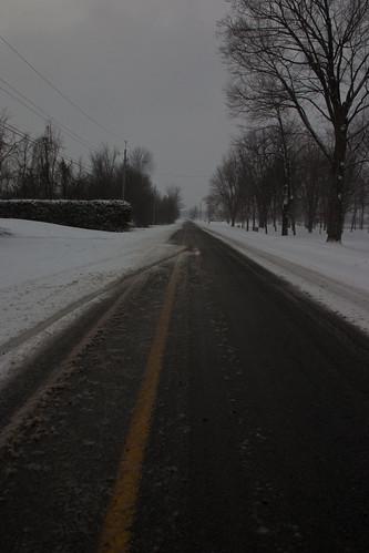 A Snowy  Weekend