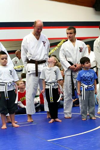 Karate Christmas 2010 4