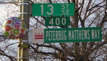 Peter Bug Way