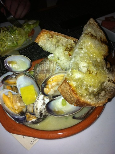 Clams @ Local: Mission Eatery