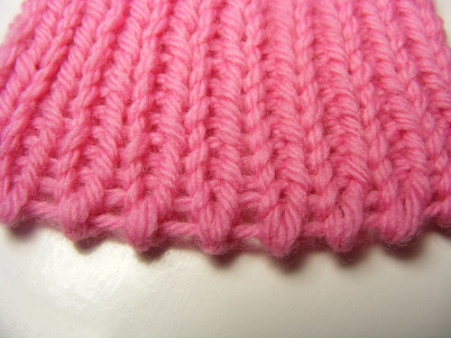 Channel Islands on Ribbing (reverse side)