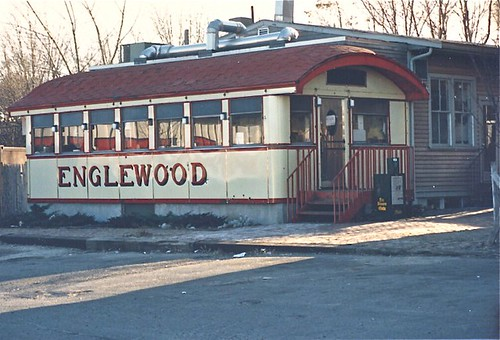 Englewood Diner Dorchester MA 1988-89