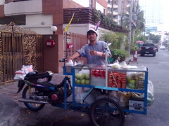 Fruit Stall by Shreyans