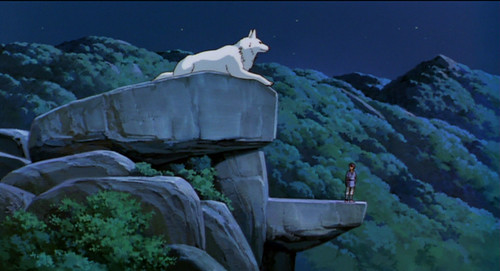 Image result for princess mononoke moro