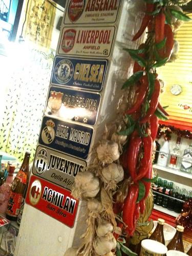 タイ料理のスパイスマーケット店内2