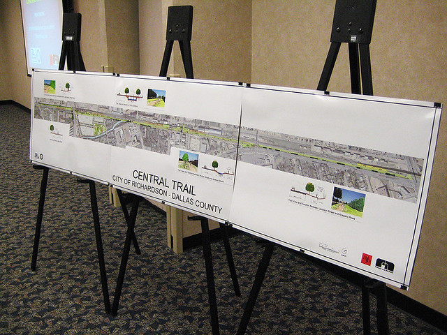 Central Trail South Plans