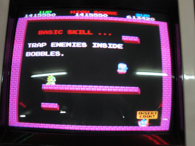 Bubble Bobble!