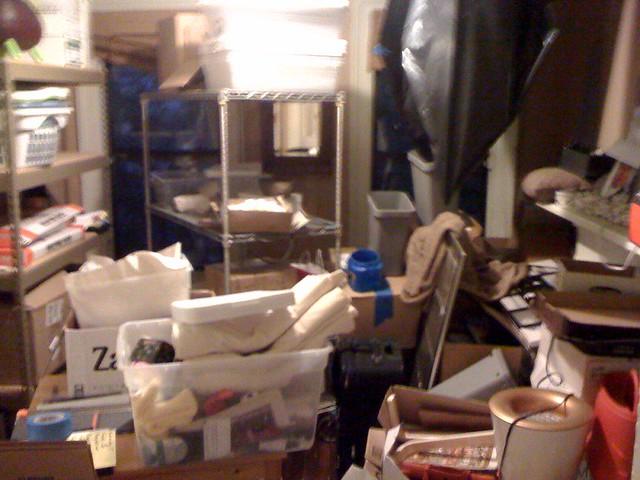 The attic room 3