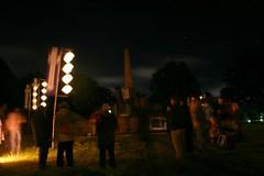 Under the stars - Eureka Dawn Vigil, Dec 3, 2010