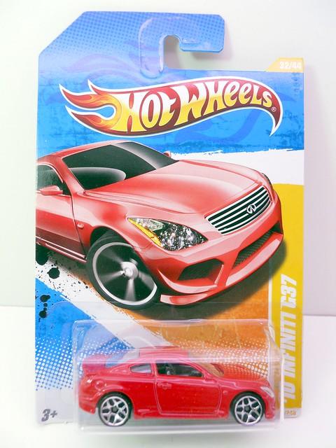 hot wheel '10 Infinity G37 (1)