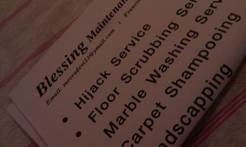 Hijack service