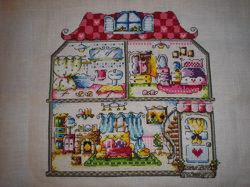 Petite House by Soda Pattern