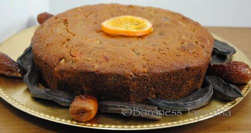 Tamarind Date Cake