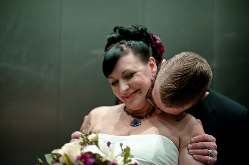 Our wedding 090