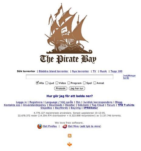 bit torrent site!