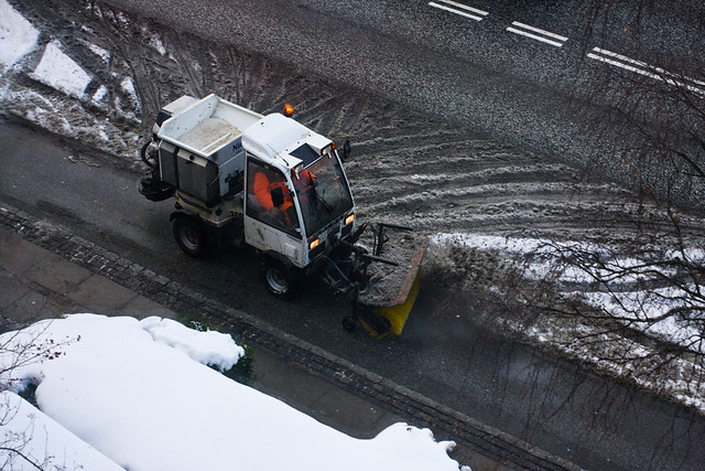 Copenhagen Snow Clearance 02