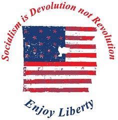 Socialism is Devolution not Revolution