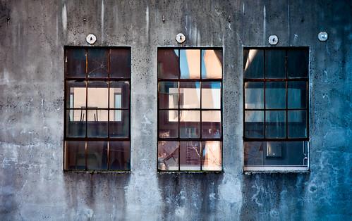 Industrial Strength Windows
