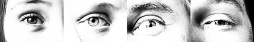 Mes proches de proche / My relatives close up