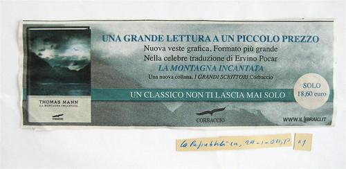 corbaccio, la repubblica, 29.1.2011