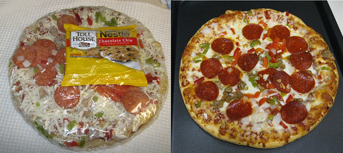 DiGiorno Pizza & Cookies Pizza
