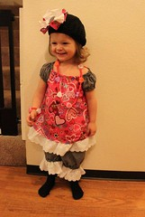 Nana's Valentine outfit for Paisley