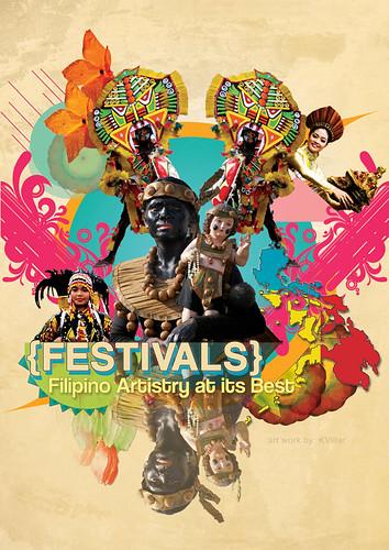 Festivals: Filipino Artistry at its Best