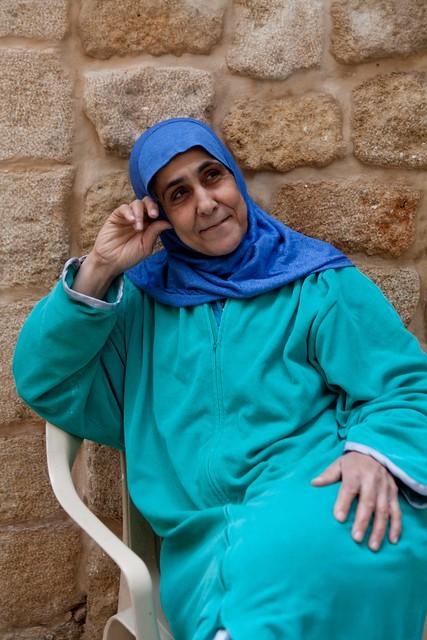 saida woman