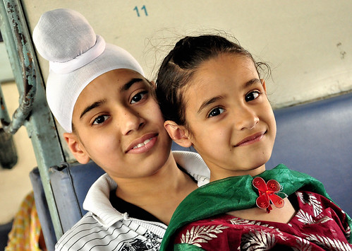 Sikh Brother&Sister
