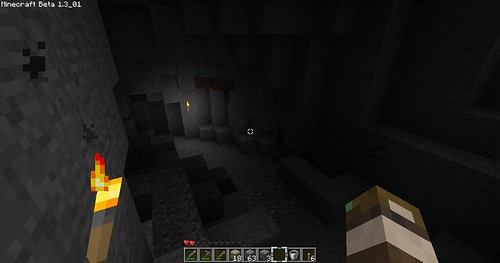 Minecraft - Main Cavern