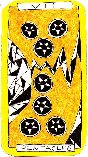 07 pentacles