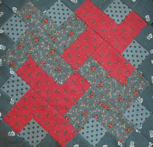 Pinwheel quilt block