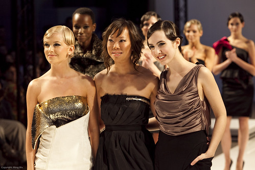 Ottawa Fashion Week 2011 - Rachel Sin