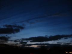 The night sky 3/24