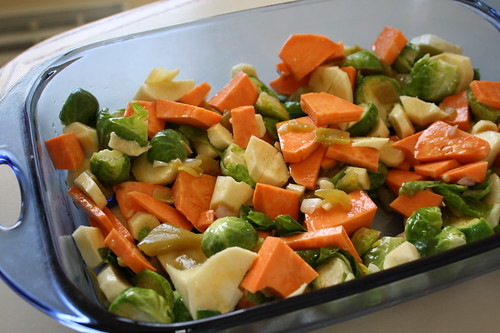 Clean Start Vegetable Medley with chiles