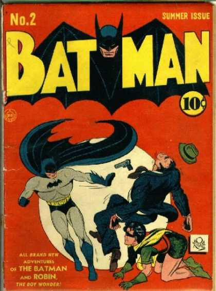 Batman Is a Jerk