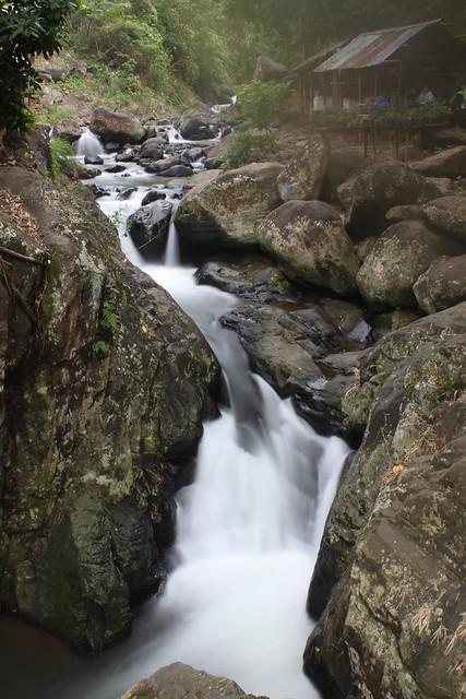 6th waterfalls at Mambukal Resort - 1