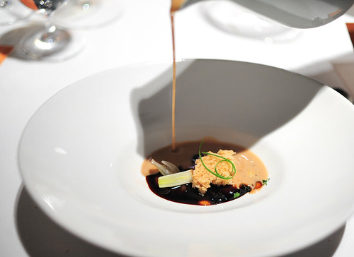 5th Course: Onion Soup