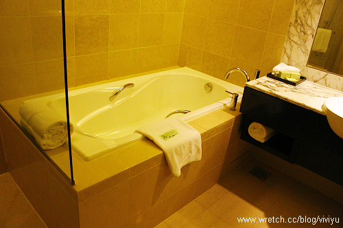 [2010吉隆坡.宿]吉隆坡威斯汀酒店.The Westin Kuala Lumpur~星光大道旁 @VIVIYU小世界