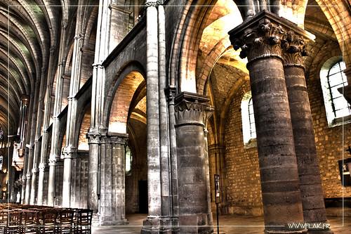 Basilique St Rémi - Reims - France