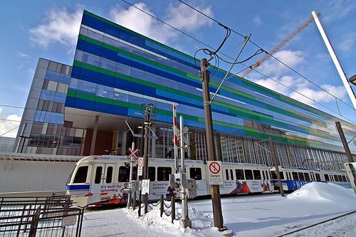Edmonton Clinic North 2011-03-06